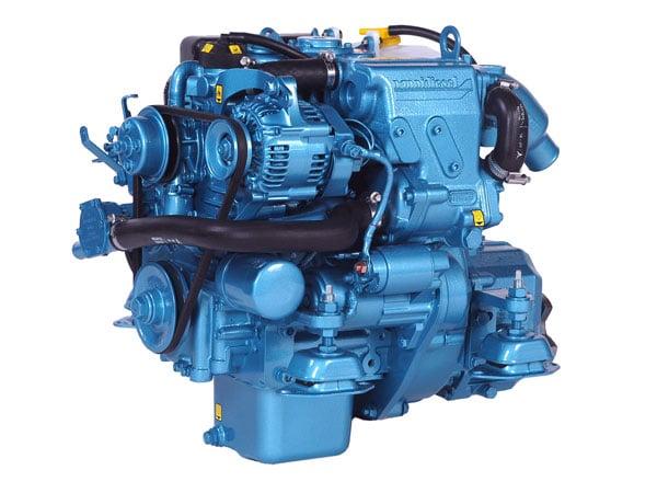 Kubota Nanni meridieselmoottorit
